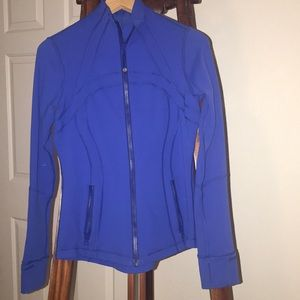 Lululemon Blue Jacket 8